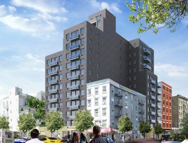曼哈顿下东城公寓楼投资人起诉法拉盛开发商American Chengxing Investment