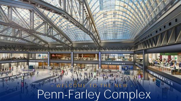 瑞联,Vornado失而复得的项目:新纽约宾州车站工程今秋动工