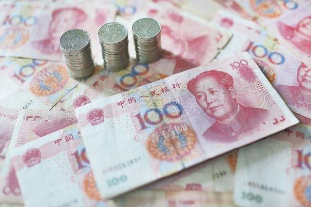 捍卫人民币,中国大陆9月外汇存底降至5年最低
