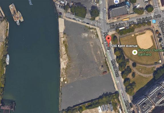 联合爱迪生公司正在出售南威廉斯堡河边2.5英亩的空地