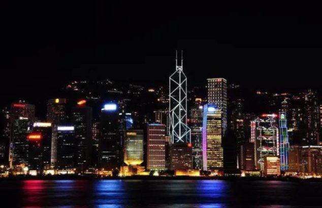 香港维多利亚港风水大战:中国银行力战群雄!