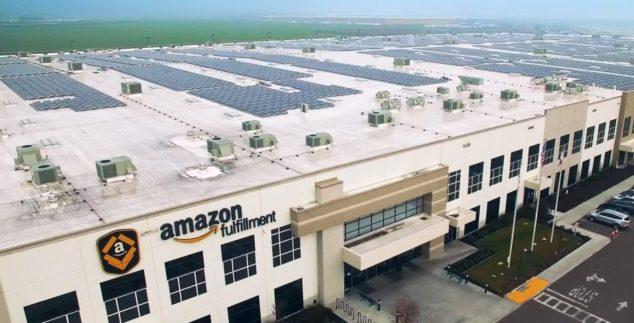 亚马逊擬史岛建物流中心 料创2000职位