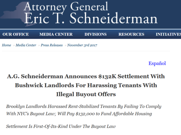 非法交易租金管制公寓 布碌仑开发商被罚