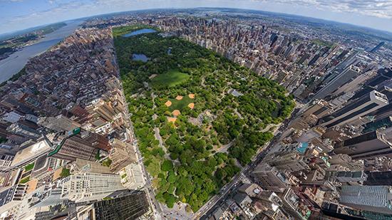 纽约曼哈顿每平方英尺全美最贵!高达1万美金!