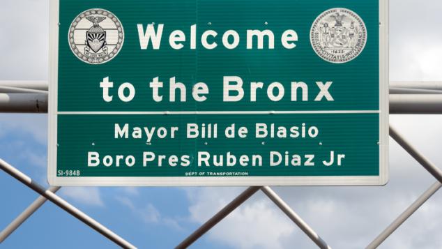 纽约布朗士区房产发展惊人 新盘被群起抢攻