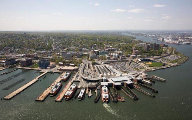 史丹顿岛空气被评纽约最差