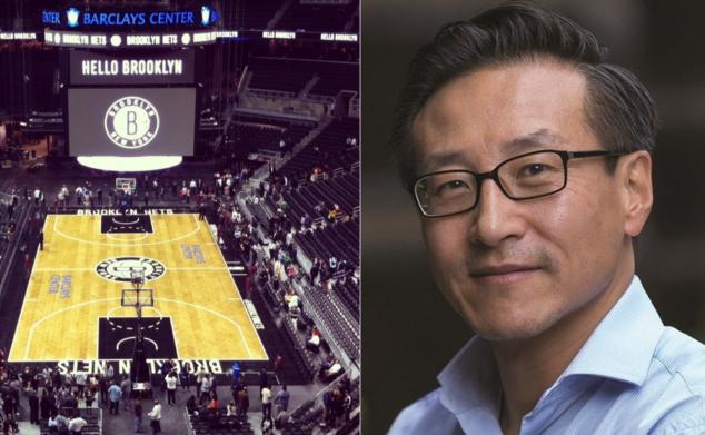 阿里蔡崇信斥资11.5亿美元买下布鲁克林篮网队49%股权