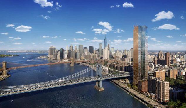 纽约曼哈顿东村豪华公寓数跃居曼岛第二 千余新公寓待上线
