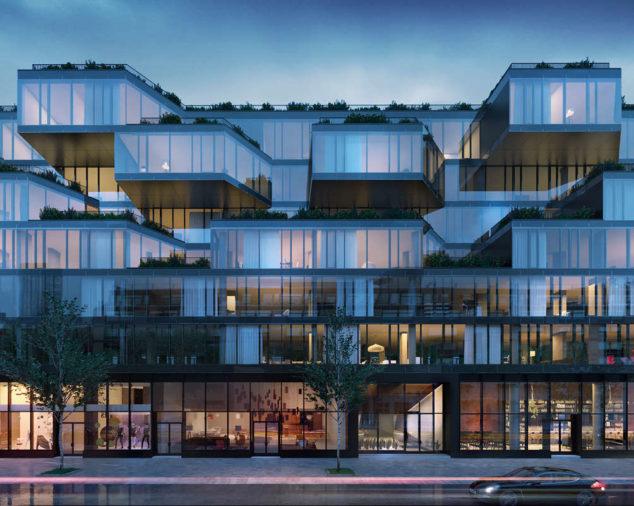 纽约豪华康斗公寓预售 取材阿根廷建筑风格