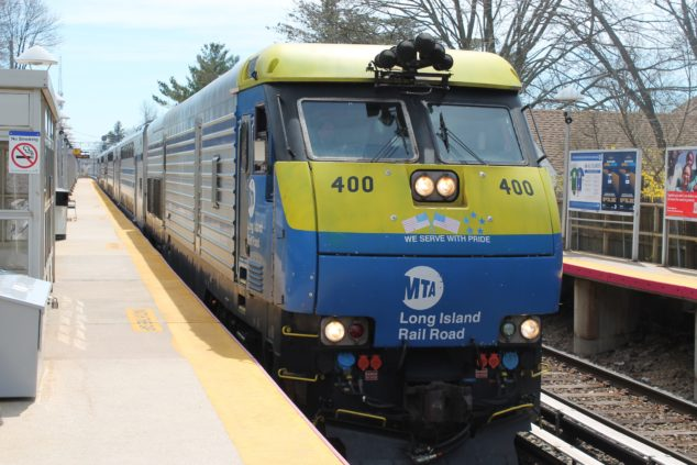 LIRR双轨项目将完工 部分路段关闭一个月