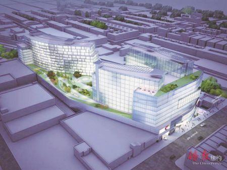 纽约布碌仑八大道62街开发计划本月公听