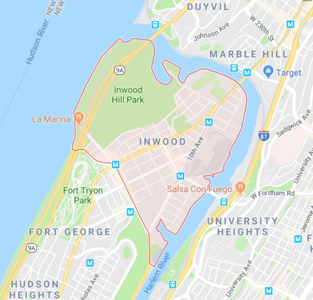 纽约曼哈顿内木区重新规划已获批 居民忧心忡忡