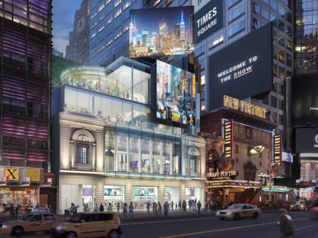 百年时代广场剧院将被改建成大商场