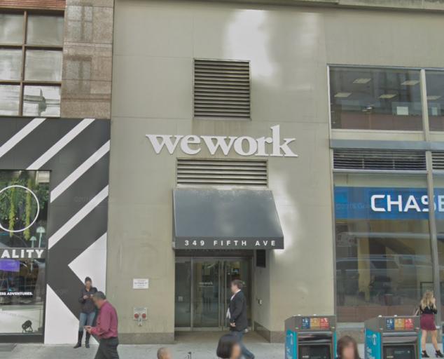 报道指软银对WeWork投资从160亿锐减至20亿美元