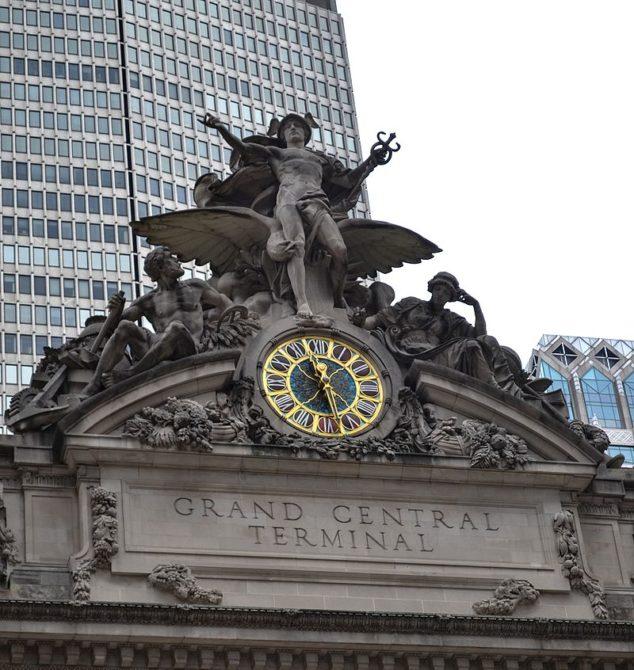 MTA拟斥3500万美元买下纽约曼哈顿大中央车站