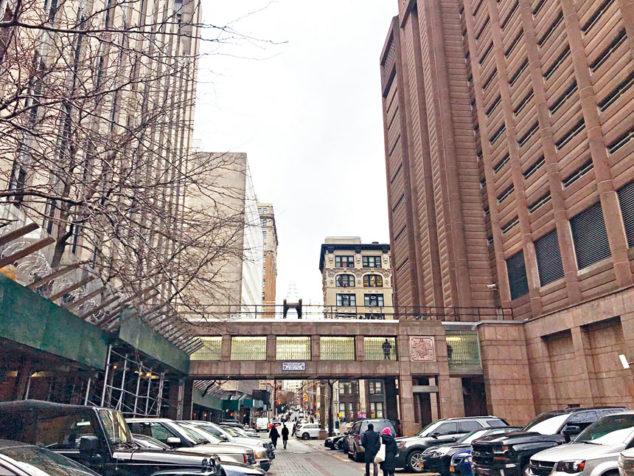 纽约市府放弃中央街80号建监狱 改为白街监狱原址加高500呎