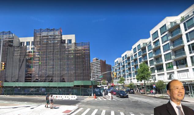 华裔地产商毕东江纽约皇后区Elmhurst大型地产开发项目将竣工