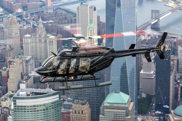 纽约市府直升机坪诱亚马逊落户