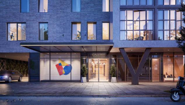"""万科参与开发 纽约皇后区长岛市公寓楼""""Galerie""""将涨价迎买气"""