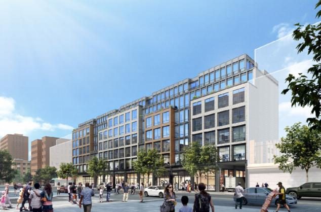 法拉盛又有新项目 Kimco申请改建244户商住楼