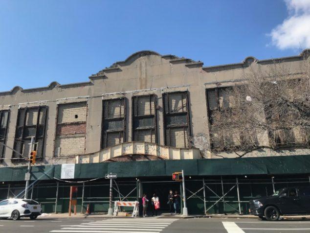 鑫苑置业开发法拉盛凯斯戏院 获3000万贷款