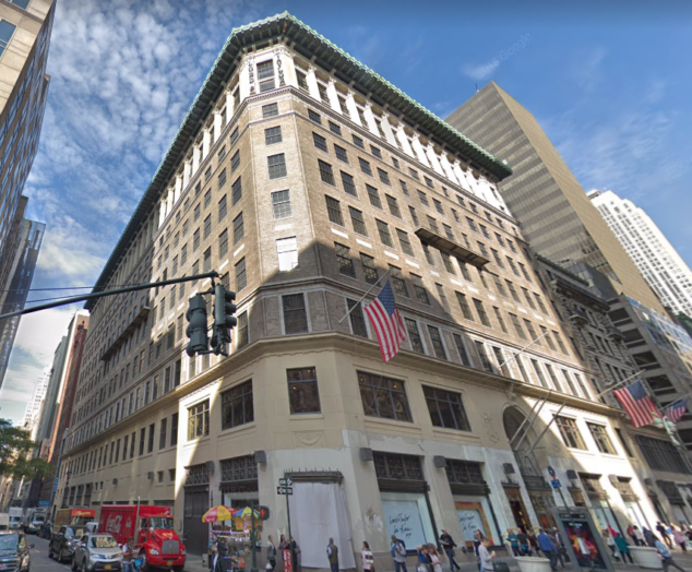 并没放弃纽约! 亚马逊看中五大道Lord&Taylor大楼