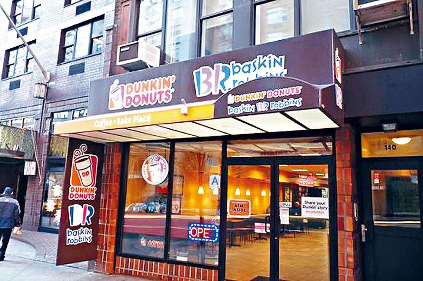 纽约市连锁店大降3.7% 降幅创歷史新高