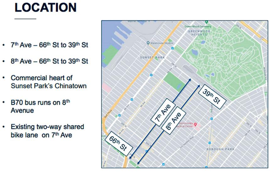 市交通局无视华社强烈反对 8大道改道计划7月开始施工